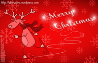 allonzo,card,christmas,doodle,fun,greeting,inc,moose,reindeer,snowflake