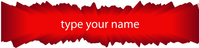 name,board,label,name board,banner,red banner,bright