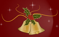 christmas,bell,xmas,object,leaf,ding,dong,clash,misc,star,sparkle,sparkling,abstract,background,template