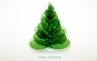 abstract,xmas,tree,green,christmas,abstraction,element