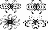 floral,flower,ornament,pattern,decoration