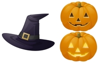 lantern,halloween,jack,o,pumpkin,witch,hat,sorcerer