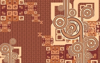 brown,background,pattern,cool,coreldraw,duallogic
