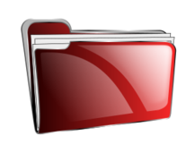 folder,icon,red,full,roshellin