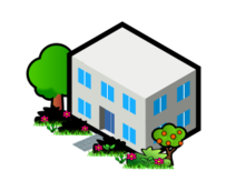 isocity,iso city,isometric,house,building,flat,unit,window,home,townhouse