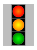 geel,animatie,glimlach,traffic-light,semafoor