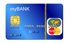 credit card,mastercard,hologram,chip,smartcard,bank,credit,money,banking,debit,buy,pay