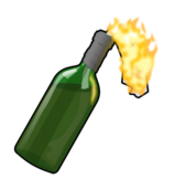 bottle,fire,flame,weapon,explosive,riot,revolution