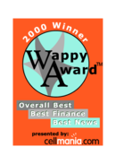 Wappy,Award
