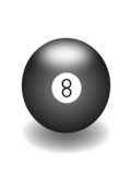 pool,eight ball,black,pressure,game,billiards,round,behind