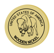 remix,nickel,wooden,coin,coinage,wood,buffalo,bison,bison bison,american bison,american buffalo,united state,united states of america,america,american,usa,token,token coin,commemorative,commemorative nickel,commemorative coin,collectible,americana,collecting,coin collecting,five-cent,american bison