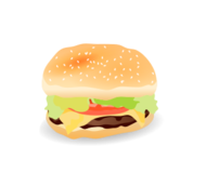 food,fast food,burger,hamburger,cheeseburger,grill,barbecue