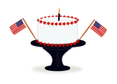 cake,pedestal,red,white,blue,flag,america,usa,holiday,illustration,cake,america,usa,svg,png,inkscape,public domain