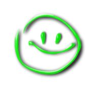 smile,cartoon,outline,green,face