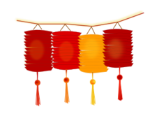 chinesenewyear2011,chinese decoration,lantern,chinese,new,year,light,decoration,china,red,orange,yellow,tassle,asia,asian,maroon,hanging