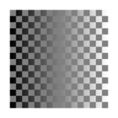 chessboard,square,gradient,illusion,black,white,gray