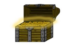 chest,treasure,gold,coin,pirate,trunk