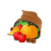 apple,pumpkin,pear,worldlabel,thanksgiving,thanksgiving2010,abundance,food,fruit,event,holiday,occasion,icon,color