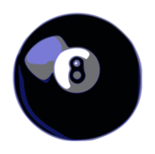 billard,pool,ball,black,eight,8