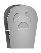 halloween,tomb,stone,tombstone,face,grave,graveyard,spooky,creepy,scary,death,dead,cartoon,halloween2010,halloween