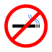 sign,no smoking