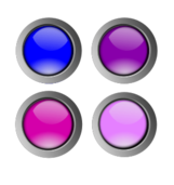 round,button,icon,gloss,glossy,round,button,inky2010
