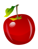 apple,fruit,red,snack,nature