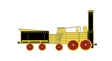 locomotive,train,railroad