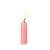 candle,flame