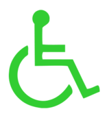 wheelchair,handicapped,icon,symbol