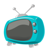 television,tv,home,seeing,comic,cartoon