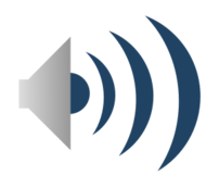 sound,audio,icon,blue,grey