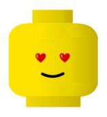 toy,lego,smiley,face,emoticon,love,heart,media,clip art,public domain,image,png,svg