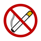 symbol,sign,sticker,health,cigarette,no smoking,media,clip art,public domain,image,png,svg