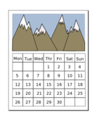 remix,calendar,mountain,clip art,media,public domain,image,png,svg,mountain,mountain