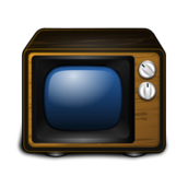 television,video,old,old fashioned,icon,media,clip art,public domain,image,svg,png