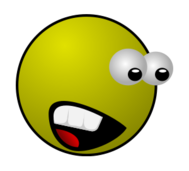 smiley,face,yellow,emotion,scared,surprised,media,clip art,public domain,image,png,svg
