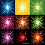 abstract,art,background,bright,burst,celebration,color,cute,light ray,shiny,sparkle,sparkling,star,wish