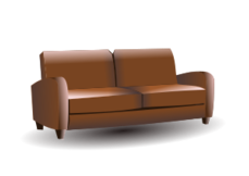sofa,furniture,brown sofa,home furniture