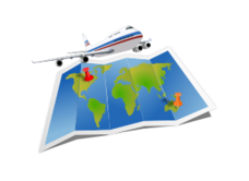 travel,vacation,map,world map,flight,airbus,jet,jumbo