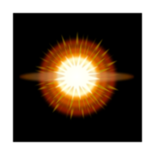 cosmic,explosion,fire,burst,ring,space