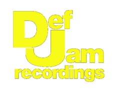 Def,Jam,Recordings,Corporate,Logotype