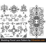 art,decorative,elegant,floral,illustration,lace,ornament,ornamental,pattern,wedding