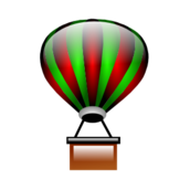 media,clip art,public domain,image,svg,balloon,hot,air,hot air balloon,sky,recreation