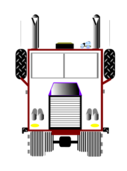 truck,big rig,rig,road,cab,toy,boy,school,drive,kid,child,horn,highway,toll,cb,radio,police,chase,stop,go,parked,park,moster truck,big wheel,wheel,tire