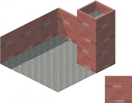 brick,tile,isometric