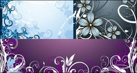 fashion,flower,frame,material,purple,lace,floral,element,flora,flower,design,element,flower,element